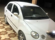 Manual White Chery 2008 for sale