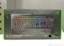 كيبورد قيمينق ريزر Blackwidow chroma v2