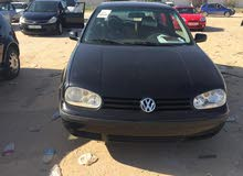2000 Used Golf with Manual transmission is available for sale