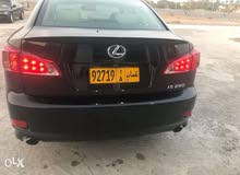 Lexus IS 2013 For Sale