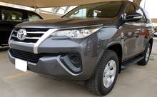 2016 Used Fortuner with Automatic transmission is available for sale