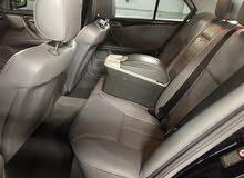 للبيع مرسيدس E240 موديل 2002 بحالة نادرة