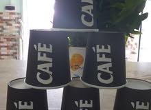 تخفيضات قهوه دلما بكس كافيه  1-قهوه عربيه 2دينار   2-مكياطه بون( 1)دينار  درجه