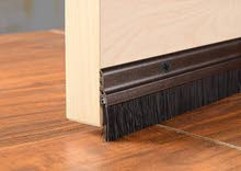 فرشاة الباب العازلة bottom door brush