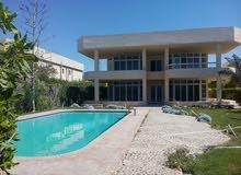 فيلا سوبر لوكس بحمام سباحةوحديقة خاصة للبيع باجمل مواقع الساحل الشمالى