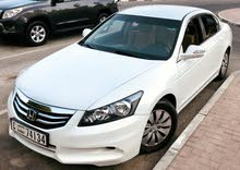 Lady Driven Accord Sedan