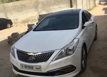 New condition Hyundai Azera 2014 with  km mileage