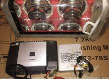 bazoga plus empiler plus poste radio: dvd ,cd ,audio