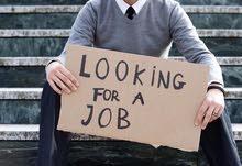 باحث عن وظيفه في ماليه والمحاسبه