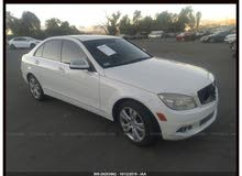 1 - 9,999 km Mercedes Benz C 300 2008 for sale