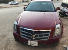 Cadillac CTS car is available for sale, the car is in Used condition
