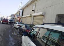 محلات للإيجار في الشويخ شارع الكهرباء مساحات مختلفة