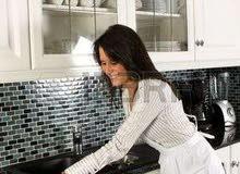 عاملة منزلية سوريا صاحبة اخلاق عالية ترغب فى العمل لدي اسرة محترمة