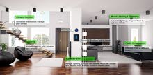 ELECTRIC WORK & AUTOMATION SYSTEM & ELV SYSTEM