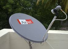 #All kinds of satellite dish selling and installation work just call me on this