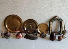 مجموعة أشياء قديمة
