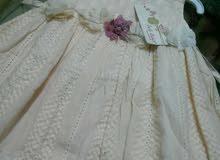 فستان اطفال لونبيجي