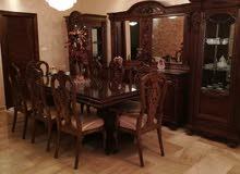 للبيع شقة مفروشة سوبر ديلوكس منطقة الجاردنز 4 نوم مساحة 240 م² - ط شبه ارضي