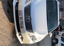 White Toyota Aurion 2015 for sale