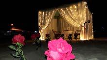 شوق عالم الرومانسية والمفاجات لتزيين غرف النوم والمطاعم والبيوت في حفلات اعياد الميلاد وذكرى الزواج