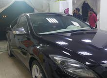 Used condition Mazda 6 2010 with +200,000 km mileage