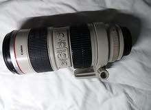 عدسة للكانون Canon EF 70-200mm f/2.8L IS USM