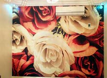 فنى تركيب الورق الحائط