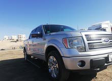 Silver Ford F-150 2011 for sale
