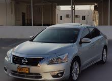 Gasoline Fuel/Power   Nissan Altima 2015