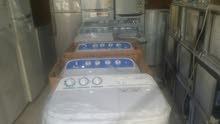 نبيع جميع انواع الثلاجات والغسالات الاستك مع ضمان الشركه
