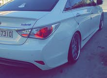 Automatic Hyundai 2014 for sale - Used - Zarqa city