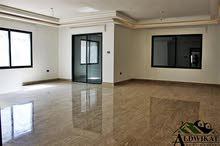 شقة ارضية دوبلكس بمساحة 327م مع حديقة للبيع في عبدون