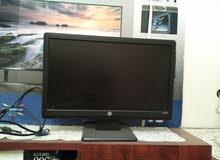 شاشة كمبيوترنوعها    HP LV1911