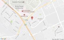 للايجار فيلا حي الرائد مقابل جامعة الملك سعود المساحة 375م