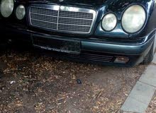 Mercedes Benz E 230 car for sale 1998 in Tripoli city