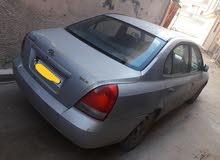 Automatic Grey Hyundai 2000 for sale