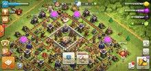 حساب سوبر سيل لعبة كلاش اف كلانس clash of clans