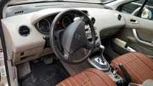 Automatic Gold Peugeot 2011 for sale