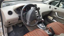 سيارة بيجو 308 turbo