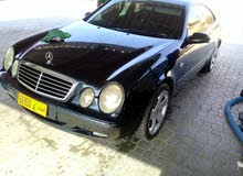 1 - 9,999 km Mercedes Benz CLK 320 1999 for sale