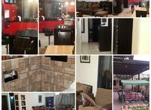 شقة ارضية بوسط رام الله
