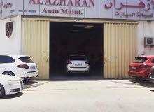 الشارقه صناعيه 4 ميكانيك وكهرباء وبرمجه0558698543 متخصصون بورش اودي رانج بنتلي