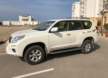 Toyota Prado 2013 VX model