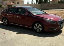 Maroon Hyundai Sonata 2016 for sale
