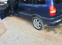 Used 2002 Zafira