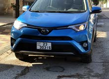 Automatic Blue Toyota 2016 for sale