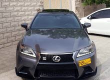 100,000 - 109,999 km Lexus GS 2013 for sale