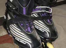 حذاء تزلج مقاس 39