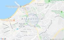 ارض للبيع مبنيه دور ارضى على التوب الأحمر فى عبد القادر المجزر