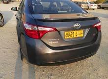 Gasoline Fuel/Power   Toyota Corolla 2014